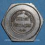 Münzen Marseille (13). Exposition Coloniale (1922) - Ferme Provençale, Restaurant-Brasserie. 8 francs