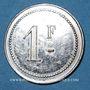 Münzen Mesnay (39). Usine de Mesnay. 1 franc