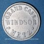 Münzen Metz (57). Grand Café Windsor (9 rue Serpenoise). 15 (pfennig)