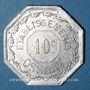 Münzen Montpellier (34). Etablissements Ossart. 10 centimes 1921