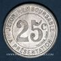 Münzen Montpellier (34). Mercerie Lyonnaise. 25 centimes