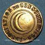 Münzen Moosch (68, Alsace). L'Epargne - Association de Consommation. 10 centimes
