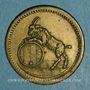 Münzen Mulhouse (68, Alsace). Veuve Kayser, brasserie. 12 pfennig