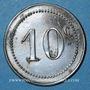 Münzen Narbonne (11). A l'Aiglon. 10 centimes