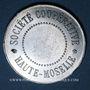 Münzen Neuves-Maisons (54). Société Coopérative Haute-Moselle - Restaurant. 1 franc