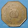Münzen Neuville-les-Dames (01). Congrégation. sans valeur