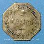 Münzen Paris (75). A la Pinte du Nord - Monnier (38 rue Saint Quentin). 20 centimes