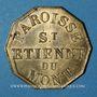 Münzen Paris (75). Paroisse Saint-Etienne du Mont. 1/2 kg viande