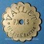 Münzen Paris (75). Vaylet (161 rue St Martin). sans valeur