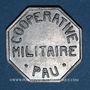 Münzen Pau (64). Coopérative Militaire. 10 centimes