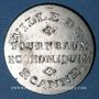 Münzen Roanne (42). Ville de Roanne. Fourneaux Economiques. 5 centimes