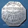 Münzen Saint-Etienne (42). Parfumerie -  Articles de Nettoyage, F. Epitalon. 25 centimes