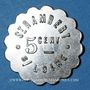 Münzen Saint-Just-Saint-Rambert (42). Saint Rambert S/Loire. 5 centimes / vin