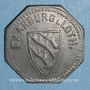 Münzen Sarrebourg (57). Ville. 10 pfennig 1917