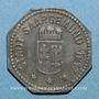 Münzen Sarreguemines (57). Ville. 10 pfennig 1917