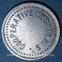 Münzen Saulnes (54). Coopérative de Saulnes. 1/2 litre de lait