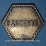 Münzen Saulnes (54). Coopérative de Saulnes. Baguette. Non perforé