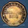 Münzen Schiltigheim (67). Conservenfabrik (fabrique de conserves). 12 pfennig, type 3