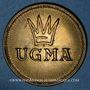 Münzen Schiltigheim (67). UGMA. sans valeur