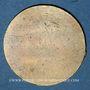 Münzen Strasbourg (67). Bains municipaux (Städt. Schwimmbad). Laiton uniface. 26 mm