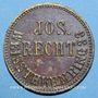 Münzen Strasbourg (67). Jos. Recht. 10 (pfennig)