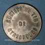 Münzen Strasbourg (67). Société de tir. sans valeur