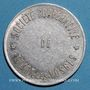 Münzen Thaon-les-Vosges (88). Société Coopérative. 1 franc