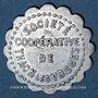 Münzen Thaon-les-Vosges (88). Société Coopérative. 10 centimes