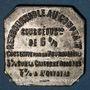 Münzen Xeuilley (54). Usines à chaux de Xeuilley. 1 franc
