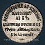 Münzen Xeuilley (54). Usines à chaux de Xeuilley. 2 francs