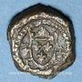 Münzen Charles VII (1422-1461) et Louis XI (1461-1483). Poids monétaire du demi-écu à la couronne neuf