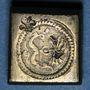 Münzen Espagne. Poids monétaire de 4 réaux de Ferdinand et Isabelle (1474-1504)