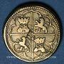 Münzen Espagne. Poids monétaire de 4 réaux de Philippe II à Philippe V