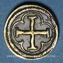 Münzen Espagne. Poids monétaire de la double pistole de Charles Quint au milieu du XVIIIe
