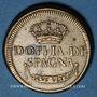 Münzen Espagne. Poids monétaire du doublon d'Espagne (1537 à 1821). Fabrication italienne