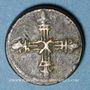 Münzen Henri III (1574-1589) à Louis XIV (1643-1715). Poids monétaire du huitième d'écu