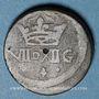 Münzen Henri III (1574-1589) à Louis XIV (1643-1715). Poids monétaire du quart d'écu