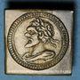 Münzen Henri IV (1589-1610). Poids monétaire du demi-teston