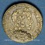 Münzen Louis XIII (1610-1643). Poids monétaire du demi-franc