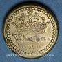Münzen Louis XIII (1610-1643). Poids monétaire du louis d'or