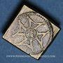 Münzen Louis XV (1715-1774). Poids monétaire du louis à la croix de Malte
