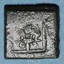Münzen Poids monétaire de trois deniers (= 1 gros)