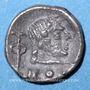 Münzen Arabie Heureuse. Himyarites. Tha'ran Ya'ub. Fraction d'unité