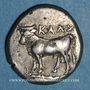 Münzen Bithynie. Calchédon. Sicle, 340-320 av. J-C