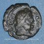 Münzen Cilicie. Anazarbe, sous domination romaine. Petit bronze frappé sous Marc-Aurèle an 180 (= 161-162)