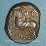 Münzen Cilicie. Célendéris. Statère, vers 425-400 av. J-C