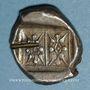 Münzen Corcyra. Statère, vers 550-500 av. J-C