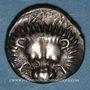 Münzen Dynastes de Lycie. Trbbenimi (vers 390-380 av. J-C). Tétrobole