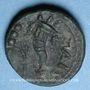 Münzen Lucanie. Paestum. Triens, vers 264-241 av. J-C