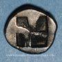 Münzen Macédoine. Eion. Trihémiobole, vers 480 av. J-C